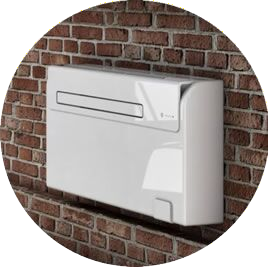 Self Contained Air Conditioning